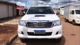 Toyota Hilux 2015 Completa Cabine Dupla