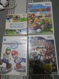 Título do anúncio: Jogos Nintendo wii