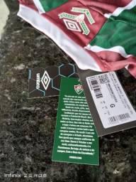 Camisa Fluminense Oficial 20/21