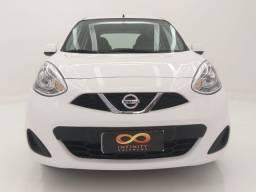 Título do anúncio: Nissan March S 1.0 2018 // extra // com garantia