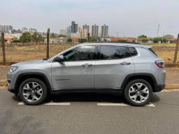 Título do anúncio: Jeep Compass Longitude Flex 20/20