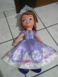 Título do anúncio: Boneca Princesinha Sofia que canta