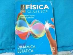 Livro Física Clássica Volume 2 Dinâmica Estática