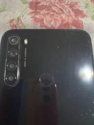 Xiaomi RedMi note 8 (semi novo)