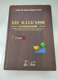 Livro Lei 8112/90 Comentado