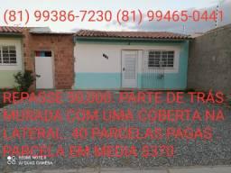 Título do anúncio: REPASSE DE UMA CASA NO XIQUE-XIQUE