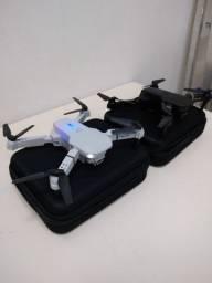 Drone com câmera , bateria extra e maleta de transporte