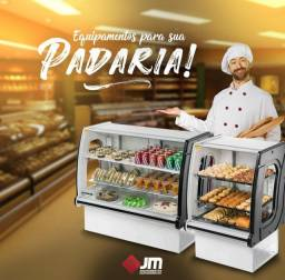 Balcão para padaria - JM equipamentos BC