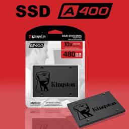 Hd SSD Kingston 480Gb A400, 10x De 46,00. Loja Física