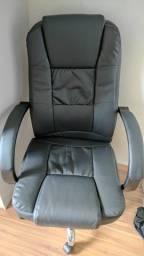 Título do anúncio: Cadeira de escritório presidente Nell