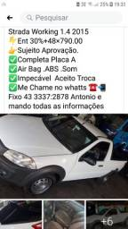 Strada working 1.4 Completa 2015