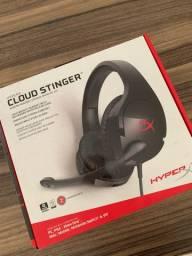 Fone hyperx cloud stinger