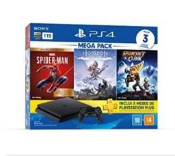 Título do anúncio: Vendo vídeo game PS4