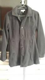 Sobretudo casaco blusa Infantil tamanho 14 perfeito