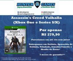 Assassins Creed Valhalla (Xbox One) Mídia Física Novo Lacrado Totalmente em Português