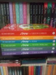 6 livros Anne
