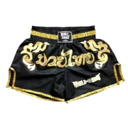 Shorts calçao muay thai Thailand style premium
