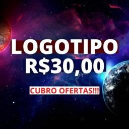 Título do anúncio: Criação de Logotipo - Logomarca - Logo