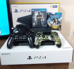 Ps4 Slim HDR Completao Aproveite