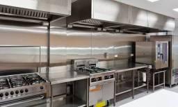Equipamentos para cozinha industrial - JM equipamentos BC