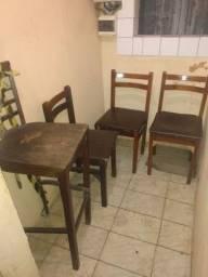 Cadeiras pra consertar com preço bom
