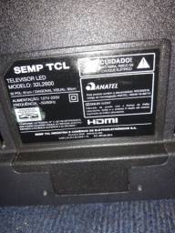 Tv smart tcl 32 completa wifi