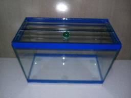 Aquários de vidro por encomenda
