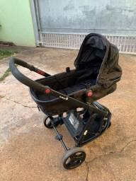Carrinho + bebê conforto + Moisés Safety 1st