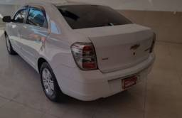 Carro cobalt branco 0km