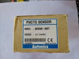 Título do anúncio: Sensor fotoelétrico modelo BEN5M-MDT Marca Autonics