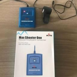 Max Shooter One Adaptador para Teclado Console