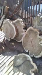 Título do anúncio: Bolachas de madeira Rusticas