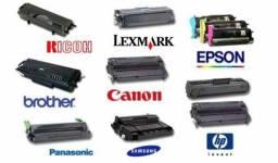 Título do anúncio: Recarga de Cartuchos de Toner a Domicilio e Suporte Técnico de Impressoras Laser