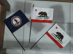 Bandeira e  Flecha