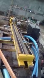 Máquina pra furar poço