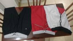 PROMOÇÃO kits3 calças moletom masculino por 175 reais,e bermudas masculinas moletom,