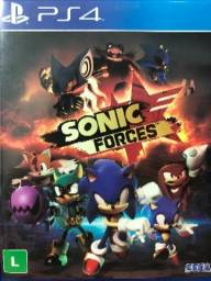 Jogo ps4 sonic Force