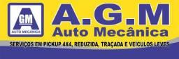 Manutenção em caminhonetes (4X4) e carros em geral
