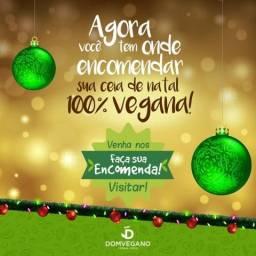 Ceia de Natal Vegana