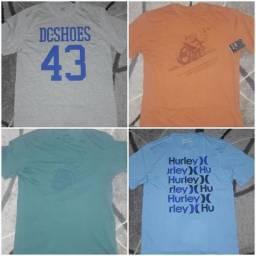 4de83acfc3 Camisas Hurley New Era volcom RVC(originais)