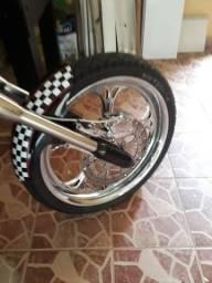 Harley vrod customizada - 2001