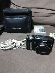 Vendo maquina Canon Sx120 Is