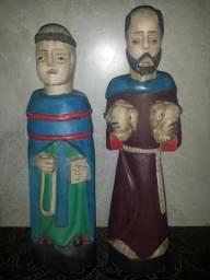 Esculturas Madeira Mestra Zefinha z.p.s. (Zefinha Paulino de Sousa - Ibimirim- PE)