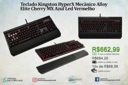 Teclados HyperX