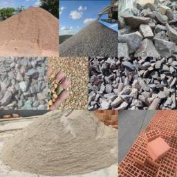 Promoção Seixo Brita Pedra Rachão Tijolo
