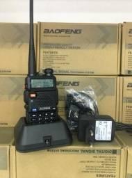 Radio Ht Dual Band Uhf+vhf Baofeng Uv-5r
