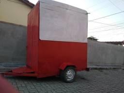 Lindo trailer Retirar em Unamar