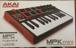 Akai Mpk Mini Mk2 Controlador Midi Usb