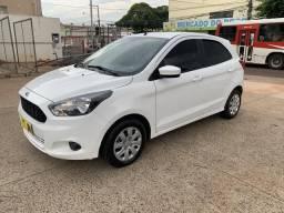 Ford ka 1.5 16v completo 2018 quitado meu nome troco financio - 2018