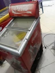 Frezzer Coca cola